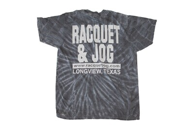 Racquet & Jog Old School Core Tye Dye Tee