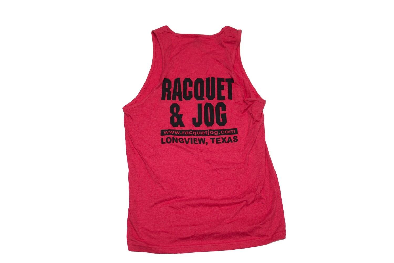 Racquet & Jog Old School Core CVC Tank