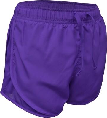 RJX Activ Women's 3in Core Run Short - Purple
