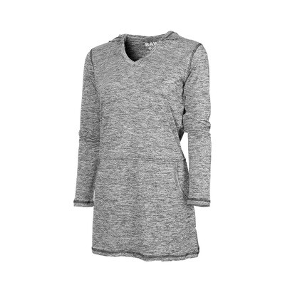 RJX Activ Women's Core Hooded Dress - Black