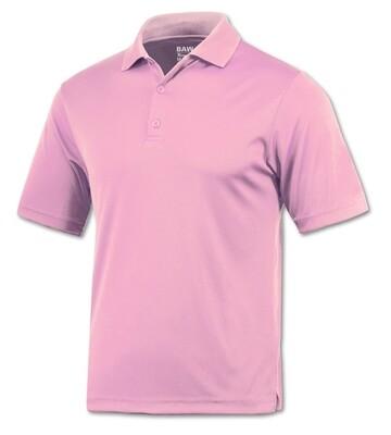 RJX Activ Men's Short Sleeve Xtreme-Tek Polo - Light Pink