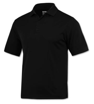RJX Activ Men's Short Sleeve Xtreme-Tek Polo - Navy