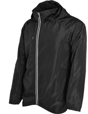 RJX Activ Men's Packable Jacket - Black