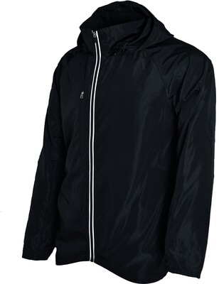 RJX Activ Men's Packable Jacket - Navy