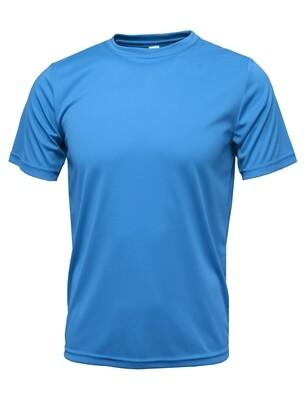 RJX Activ Men's Short Sleeve Core Tee - Blue