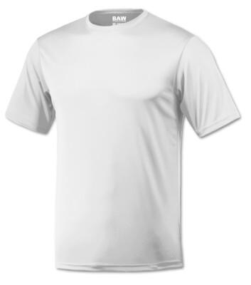 RJX Activ Men's Short Sleeve Core Tee - White