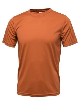 RJX Activ Men's Short Sleeve Core Tee - Texas Orange