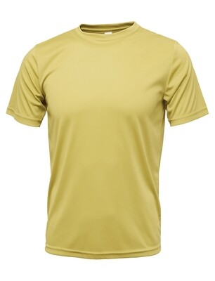 RJX Activ Men's Short Sleeve Core Tee - Yellow