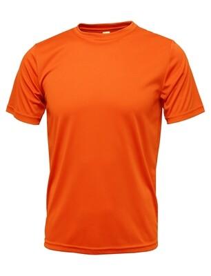 RJX Activ Men's Short Sleeve Core Tee - Orange