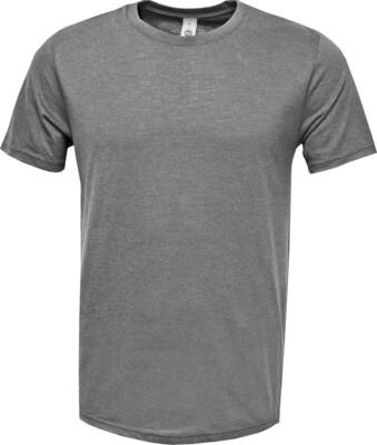 RJX Activ Men's Short Sleeve Core Tee - Heather Grey