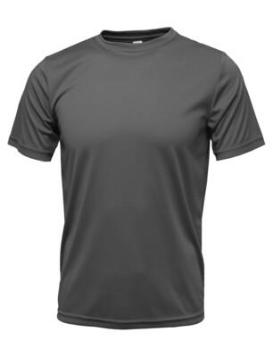RJX Activ Men's Short Sleeve Core Tee - Grey