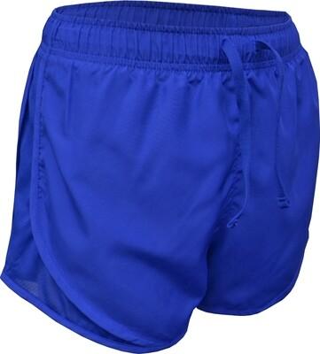 RJX Activ Women's 3in Core Run Short - Royal Blue