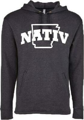 Nativ Varsity Arkansas Hoodie