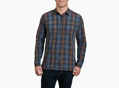 Kuhl Men's Long Sleeve Response Flannel