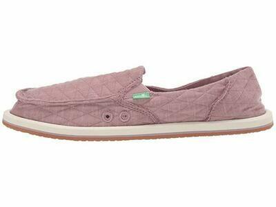 Sanuk Women's Donna Quilt Shoe
