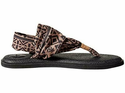 Sanuk Women's Yoga Sling 2 Print Sandals