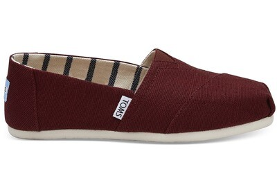 Toms Women's Alpargata Slip On Shoe