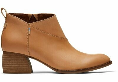 Toms Women's Leather Leilani Bootie