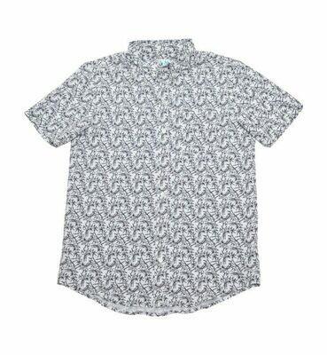 Bermies Men's Bamboo Button Down Shirt