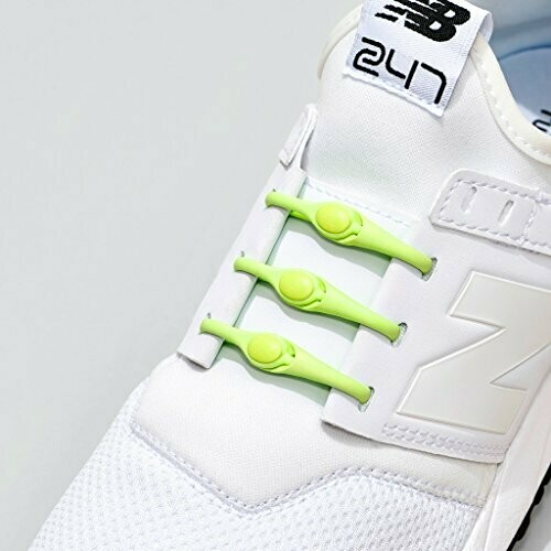 Hickies Laces - Neon Yellow