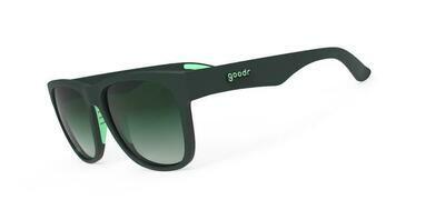 Goodr BFG Mint Julep Electroshock Sunglasses