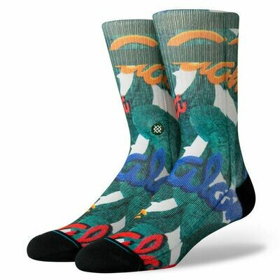 Stance Men's Aloha Leaves Socks