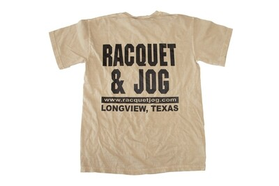 Racquet & Jog Old School Core Tee