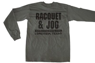 Racquet & Jog Old School Core Long Sleeve Tee