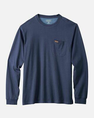 Pendleton Men's Long Sleeve Deschutes Pocket Tee