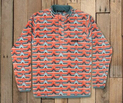 Southern Marsh Men's Moab Stripe Pullover