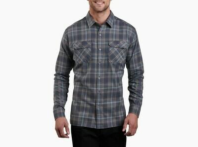 Kuhl Men's Long Sleeve Dillingr Flannel
