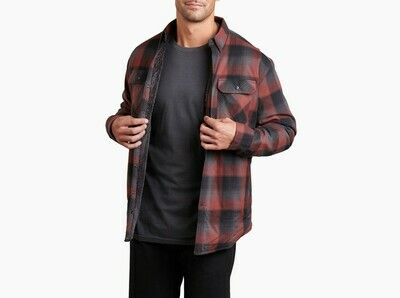 Kuhl Men's Long Sleeve Joyryder Flannel
