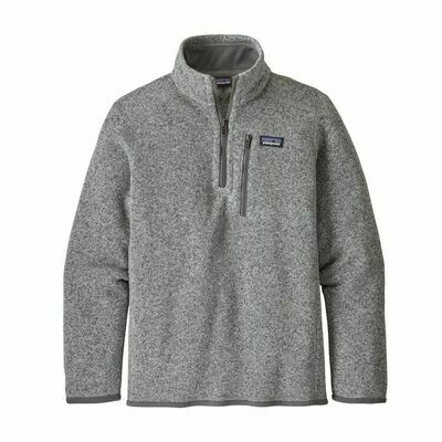 Patagonia Boys Better Sweater Quarter Zip