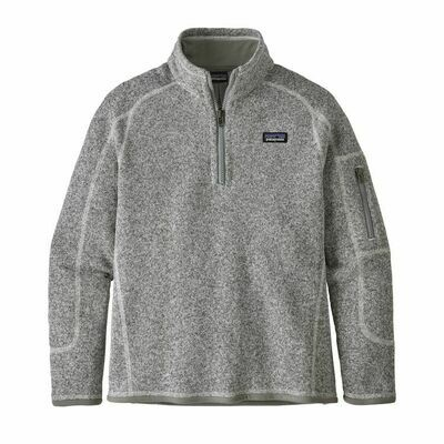 Patagonia Girls Better Sweater Quarter Zip