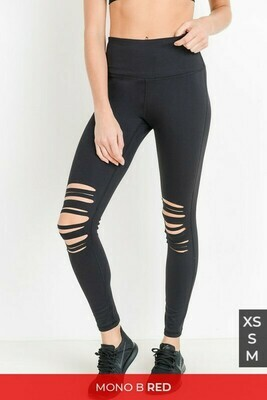 Women's Brooklyn Legging - Black