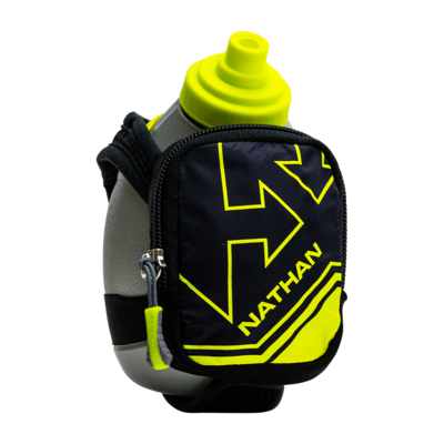 Nathan Sports Quickshot Plus Hydration Flask
