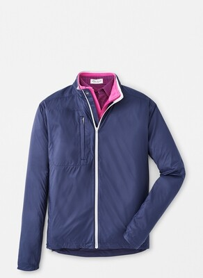 Peter Millar Men's Packable Wind Jacket