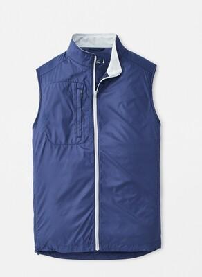 Peter Millar Men's Crush Packable Windbreaker Vest