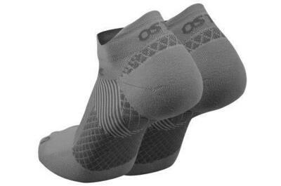 OS1st FS4 Planter Fasciitis Compression No Show Socks