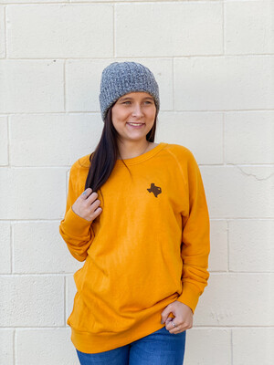 Brands and Threads Texas Pocket Crewneck