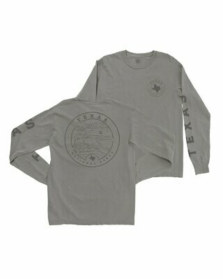 Parks Project Long Sleeve Texas Roundup Tee