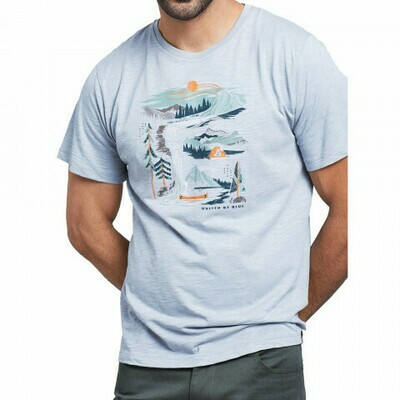 United By Blue Men's Riverbend Tee