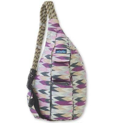 Kavu Rope Bag- Berry Pallete