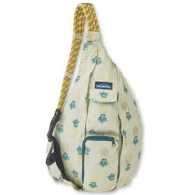Kavu Rope Bag- Pineapple Express