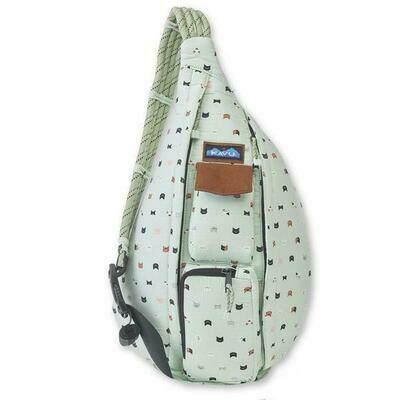 Kavu Ropeable Bag- Kitten Crazy