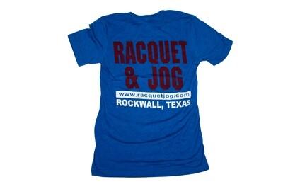 Racquet & Jog Old School Team Track Tee