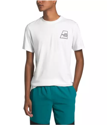 The North Face Men's Logo Marks Tee