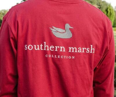 Southern Marsh Men's Authentic Collegiate Tee