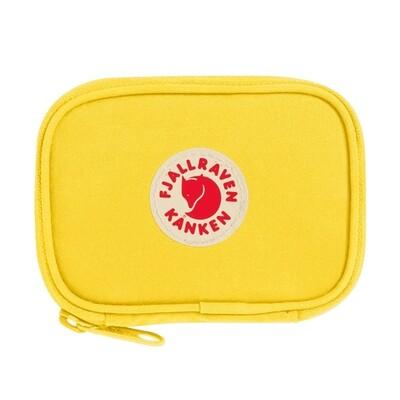 Fjallraven KÅNKEN Card Wallet- Warm Yellow