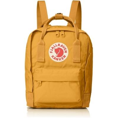 Fjallraven KÅNKEN Mini Backpack- Warm Yellow